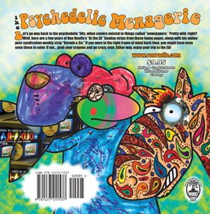 ron ruelle psychedelic menagerie