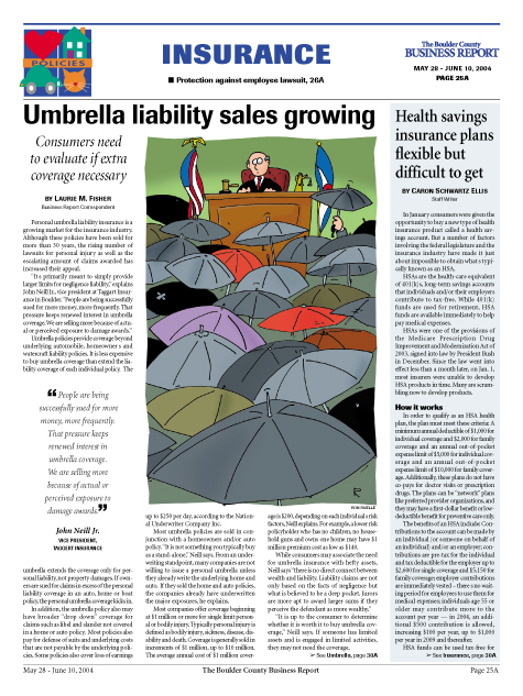 umbrella liability comic cartoon